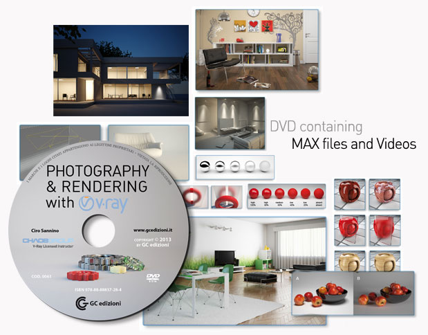 Photography and rendering with v ray dvd vray dvd - Vray exterior rendering settings pdf ...