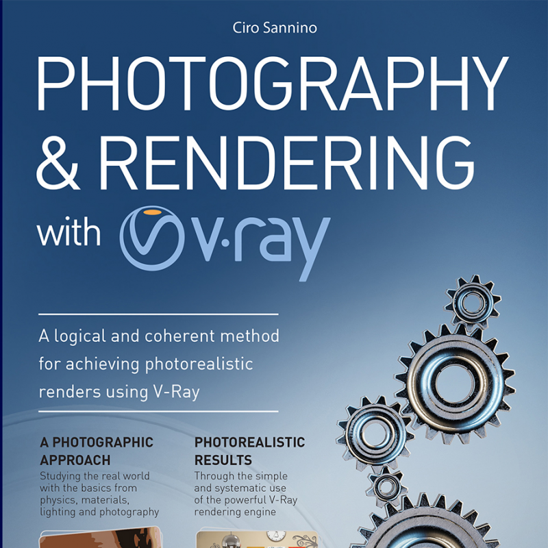 Photography and Rendering with V-Ray DVD | Vray DVD