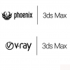 V-Ray for 3ds Max and Phoenix FD Bundle Sale