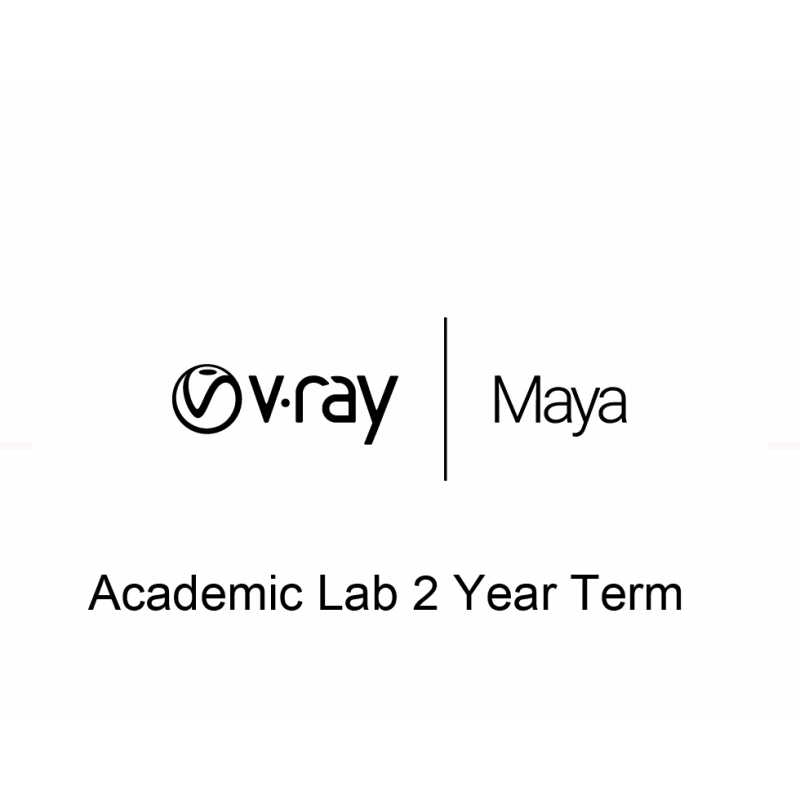 V-Ray Maya Academic Lab 2 Year Term
