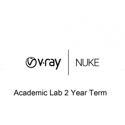 V-Ray NUKE Academic Lab 2 Year Term