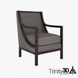 Trinity3D Clubroom Chair 2