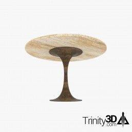 Trinity3D Clubroom Table 1