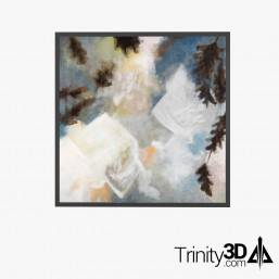 Trinity3D Leaves Art