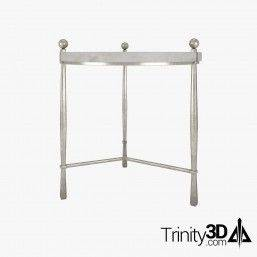 Trinity3D End Table