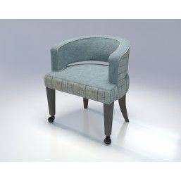 Trinity3D Low Back Chair