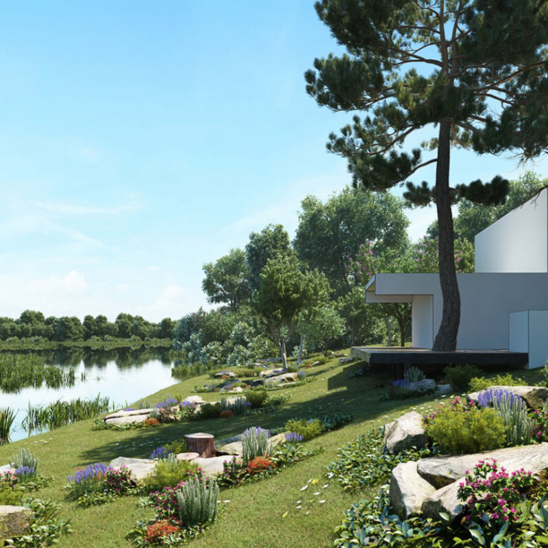 Archexteriors 26 Learn 3ds Max and V-Ray from Evermotion