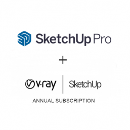 SketchUp Pro V-Ray for SketchUp Bundle