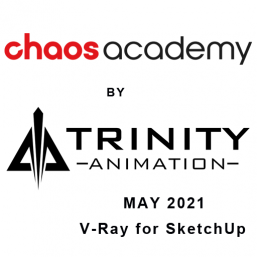 Chaos Academy by Trinity Animation - V-Ray for SketchUp