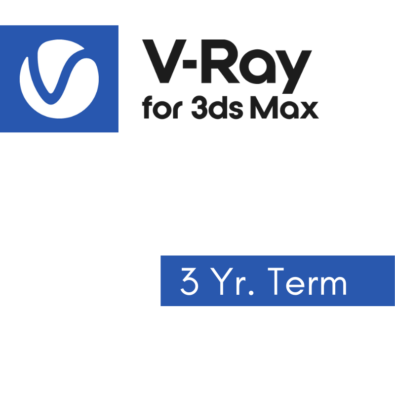 V-Ray 5 for 3ds Max - 3 Year Term| Vray.us
