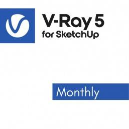 V-Ray 5 for SketchUp - Monthly | Vray.us