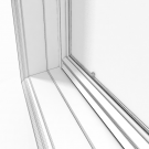 Window - Tall Free 3D Model from Trinity3D