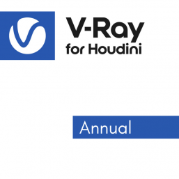 V-Ray for Houdini - Annual