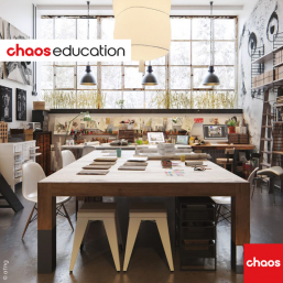 Chaos Scans EDU Upgrade | Vray.us