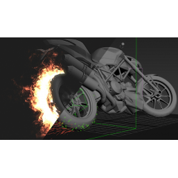 Phoenix FD for 3ds Max - Fluid Simulator