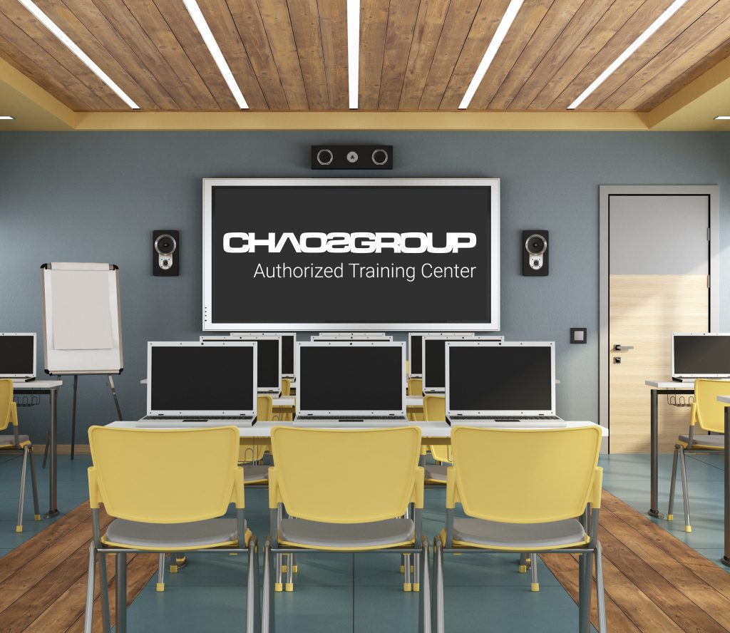 Chaos Group Academy offered by Trinity Animation