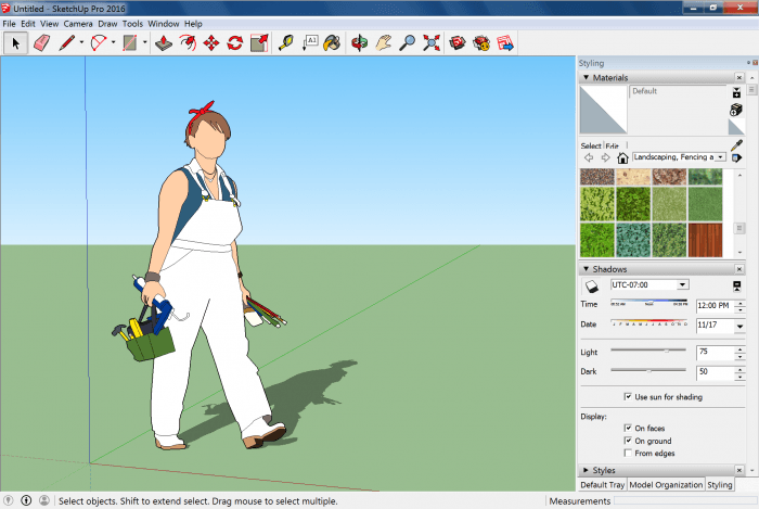 SketchUp Training